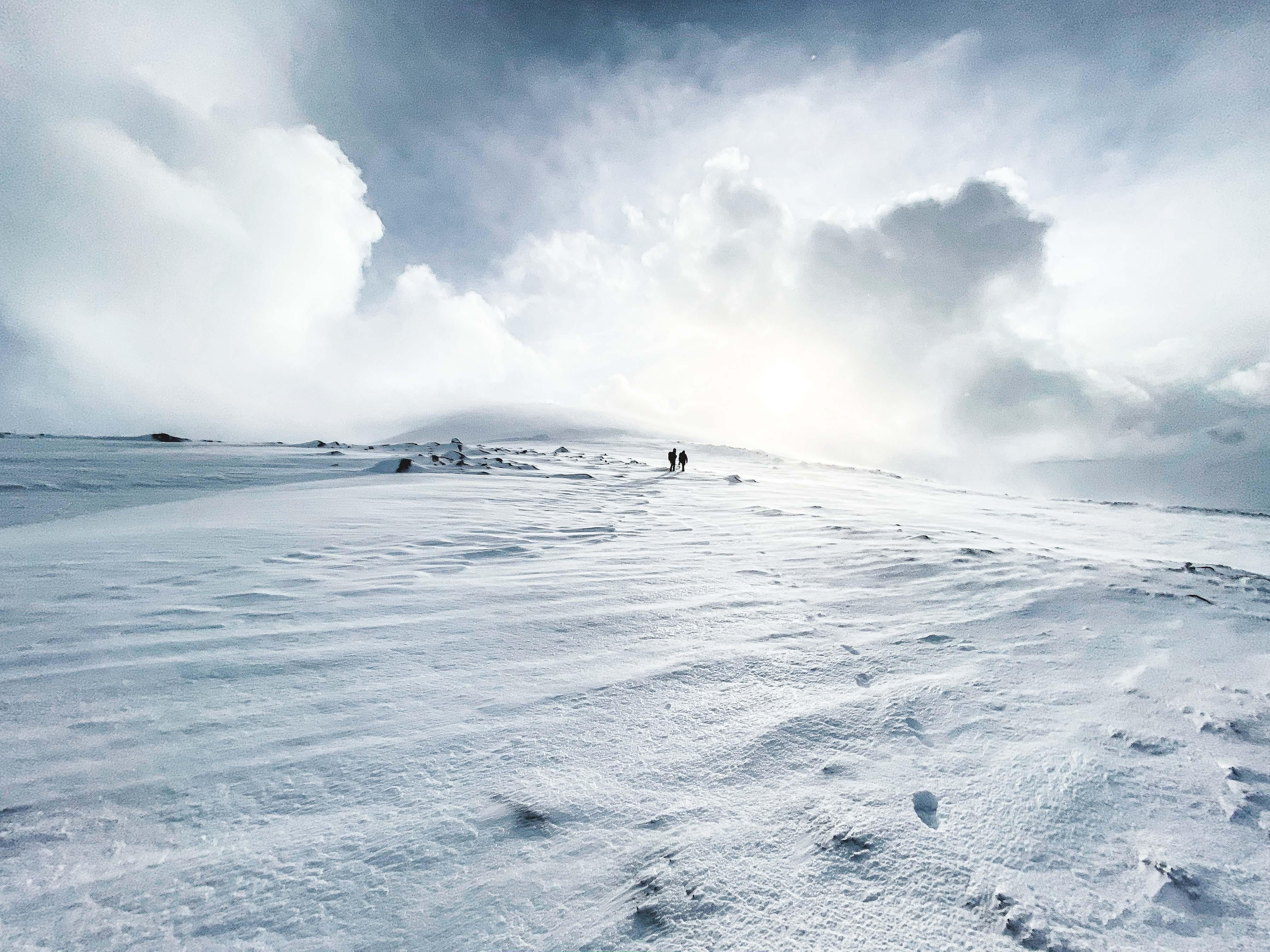 Scottish Winter Climbing